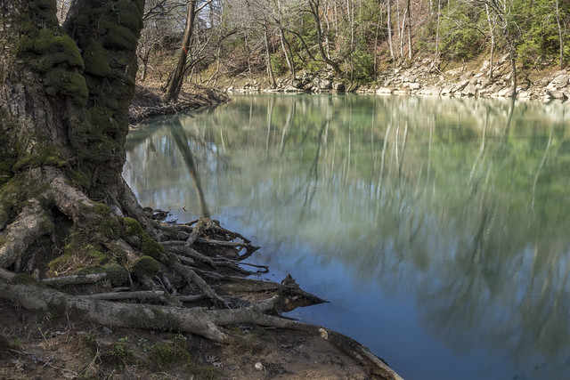 Caney Fork River, White County, Tennessee