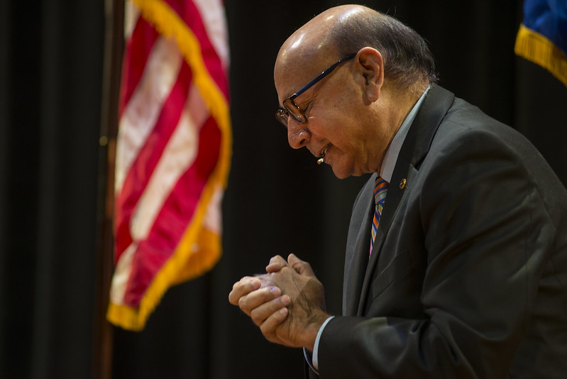 Hope & Sacrifice: A Conversation with Khizr Khan