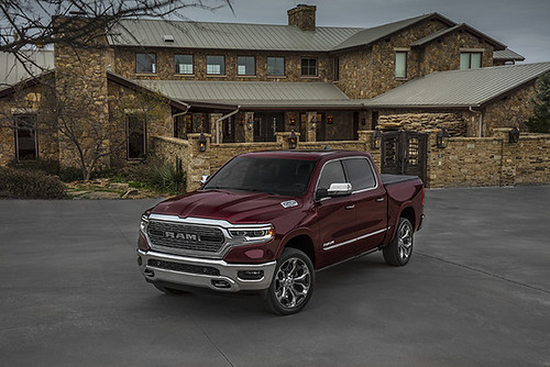 2019 Ram 1500 Pickup: Half-Ton Workaholic Photo