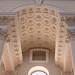 Christ Church Spitalfields: ceiling over side galleries