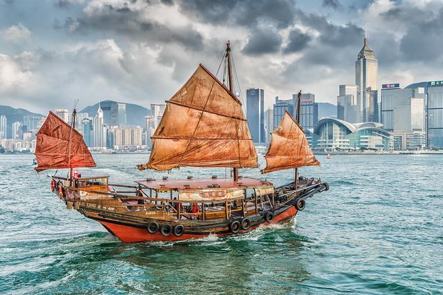 Hongkong Cruiser