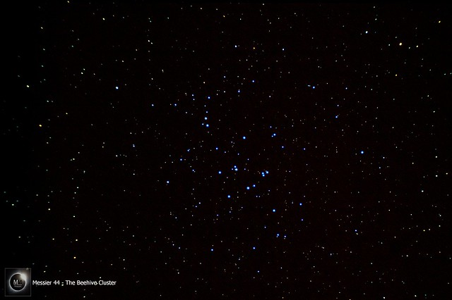 M44 - The Beehive Cluster 13/03/18