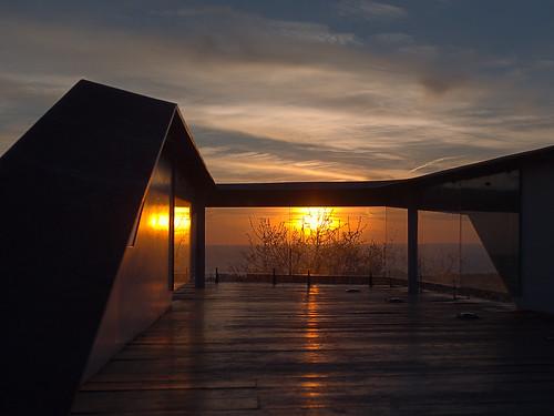 cyprus paphos sunset