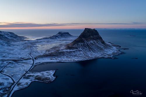 Winter sunset | by Tómas Freyr