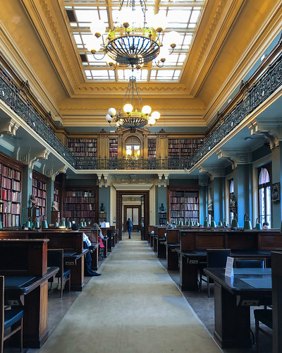 National Art Library | by peterl