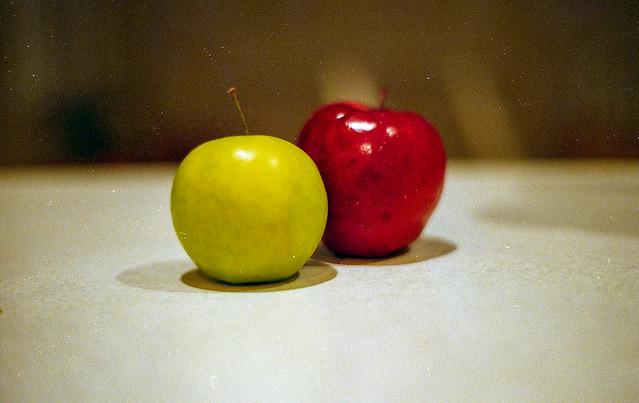 Minolta Maxxum 7 w/ Kodak Color Plus 200