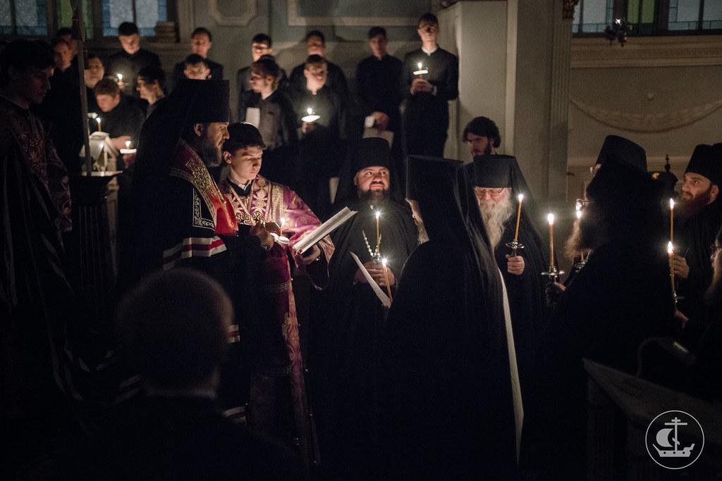 9 марта 2018, Монашеский постриг. Монах Филарет / 9 March 2018, Monastic vows. Monk Filaret