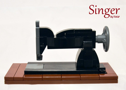 Singer 05 | by kocurvelox