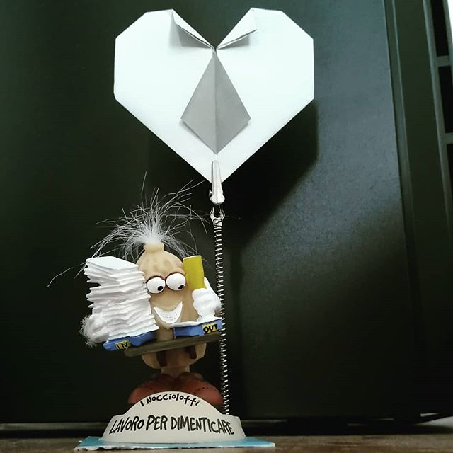 Origami Heart With Tie! : 7 Steps - Instructables | 640x640