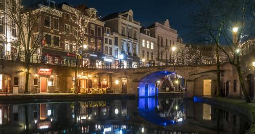 Utrecht - Nightshot