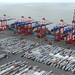 Container Terminal Wilhelmshaven, Germany