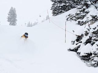Powder face shots at Solitude Mountain Resort | by angelatravels11