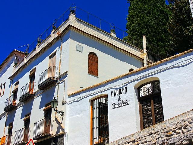 <Carmen de Conchita> Granada