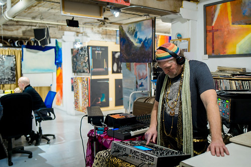 Georgetown Artwalk 031018 (36) hippie dj | by TRANIMAGING