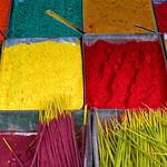 India - Karnataka - Mysore - Devaraja Market - Incense Sticks - 273