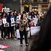 16_03_2018  Concentración contra el asesinato de Marielle Franco