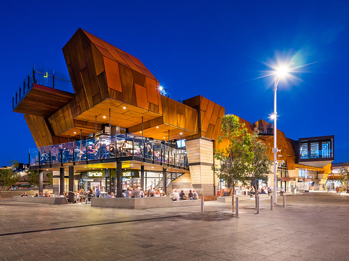 Yagan Square, Perth