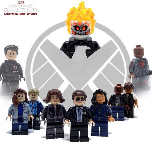 S.H.I.E.L.D. 100
