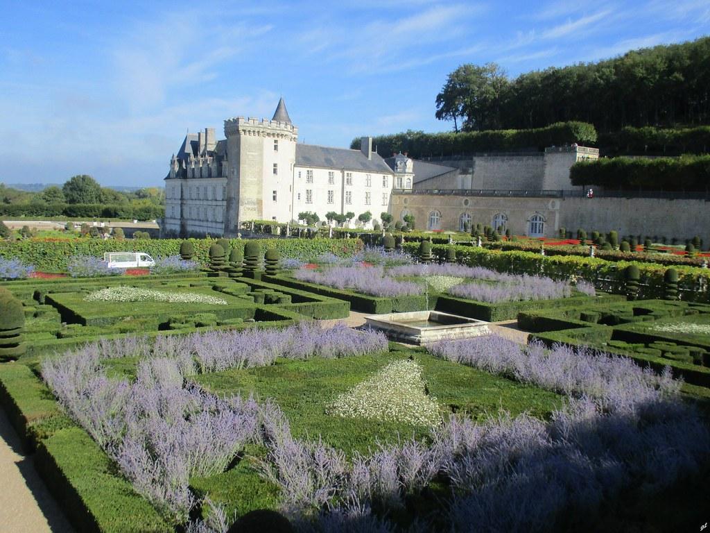 Le Jardin d\'Ornement, deuxième salon   Château de Villandry …   Flickr