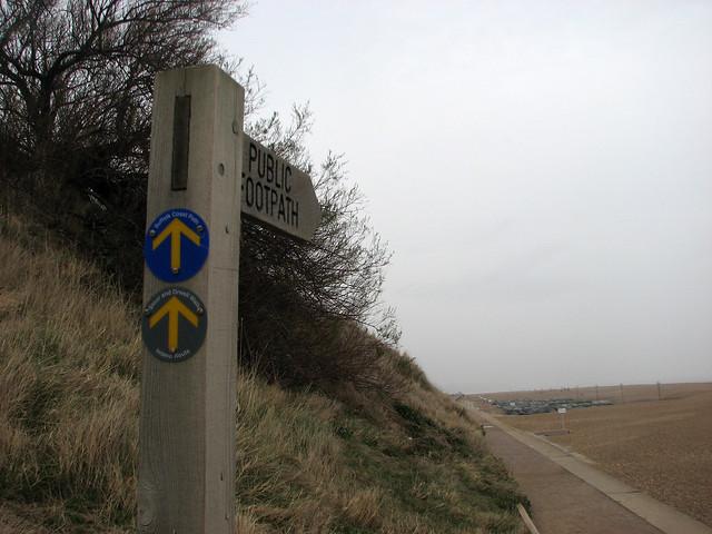 The Suffolk Coasts and Heaths Path