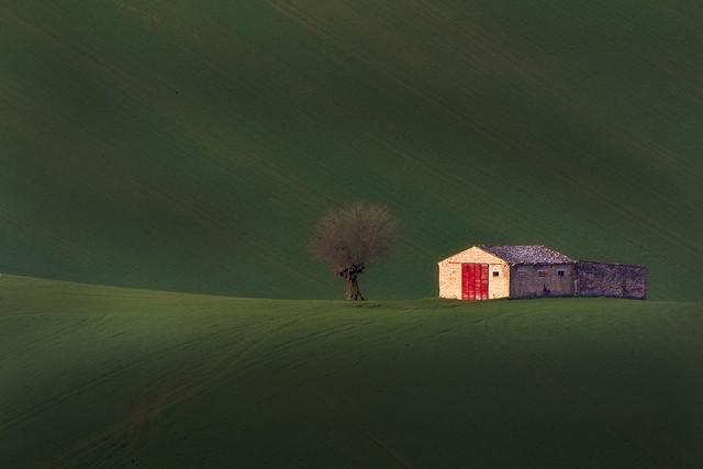 Sunrise in Kyrandia
