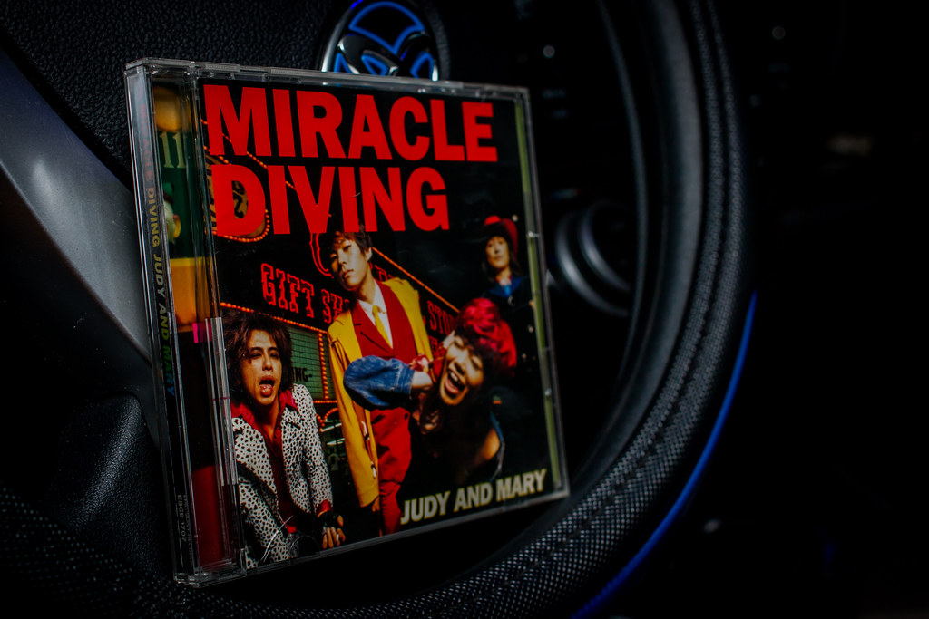 JUDY AND MARY - MIRACLE DRIVING (J-POP 365 - March 22, 2018)