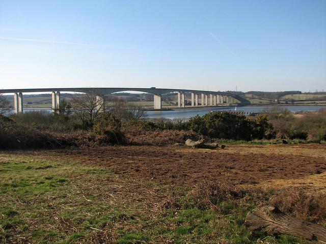 The Orwell Bridge