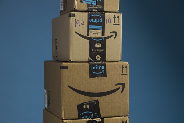 Amazon eCom Jeff Bezos
