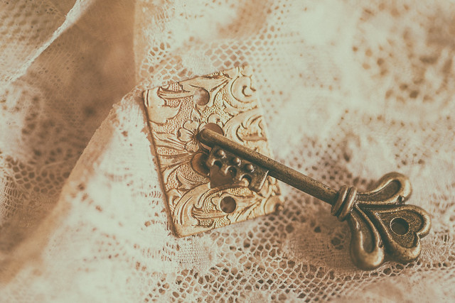 78/365: The Golden Key