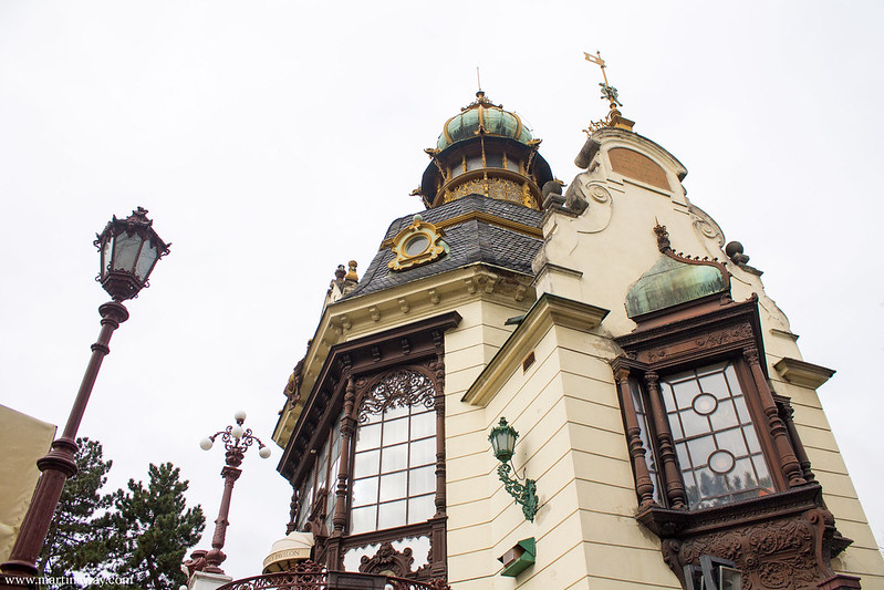 Hanavsky Pavilon