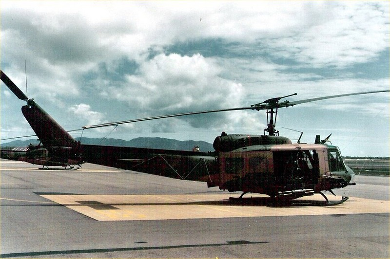 UH-1D Huey Gunship 1
