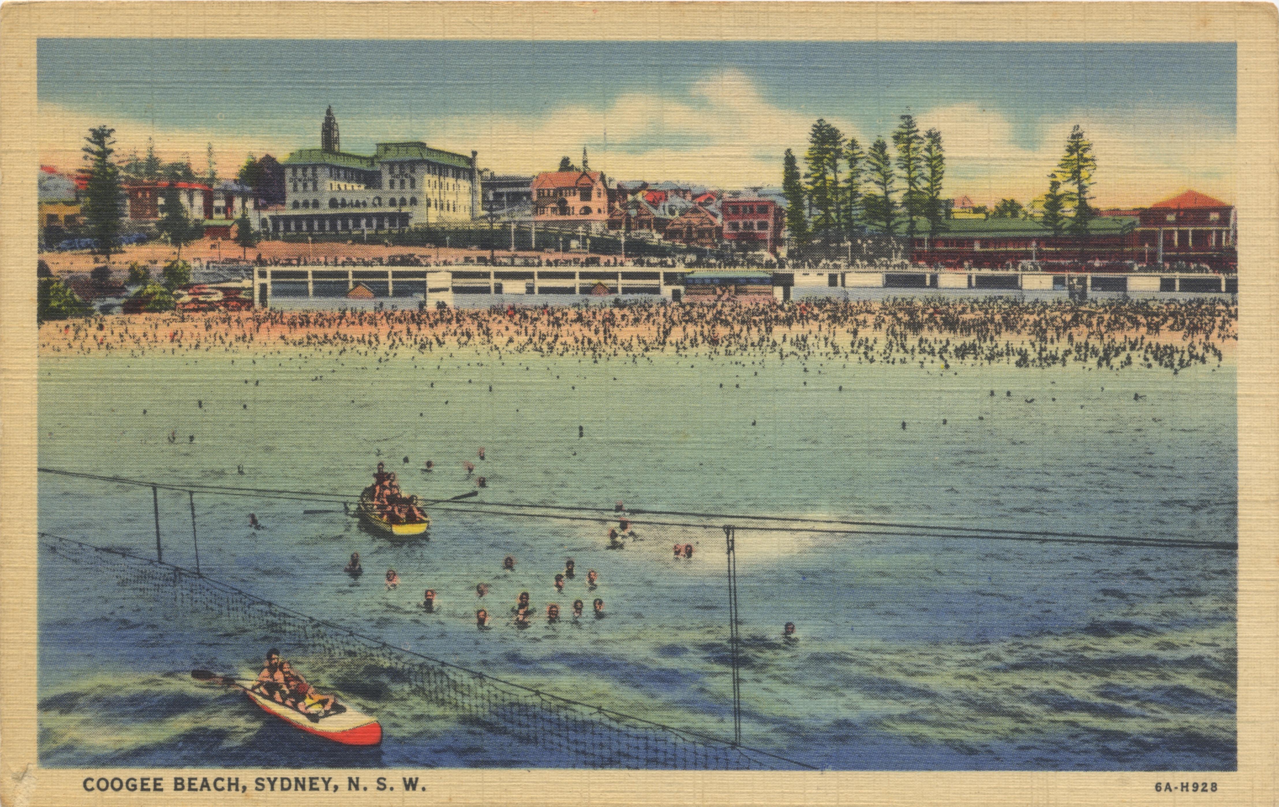 1. Coogee Beach, Sydney, NSW