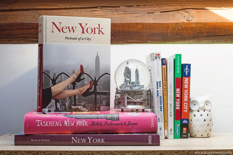 Libri e guide su New York