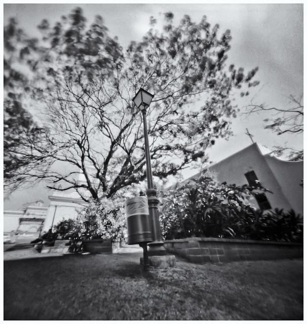 Fotografía Estenopeica (Pinhole Photography)