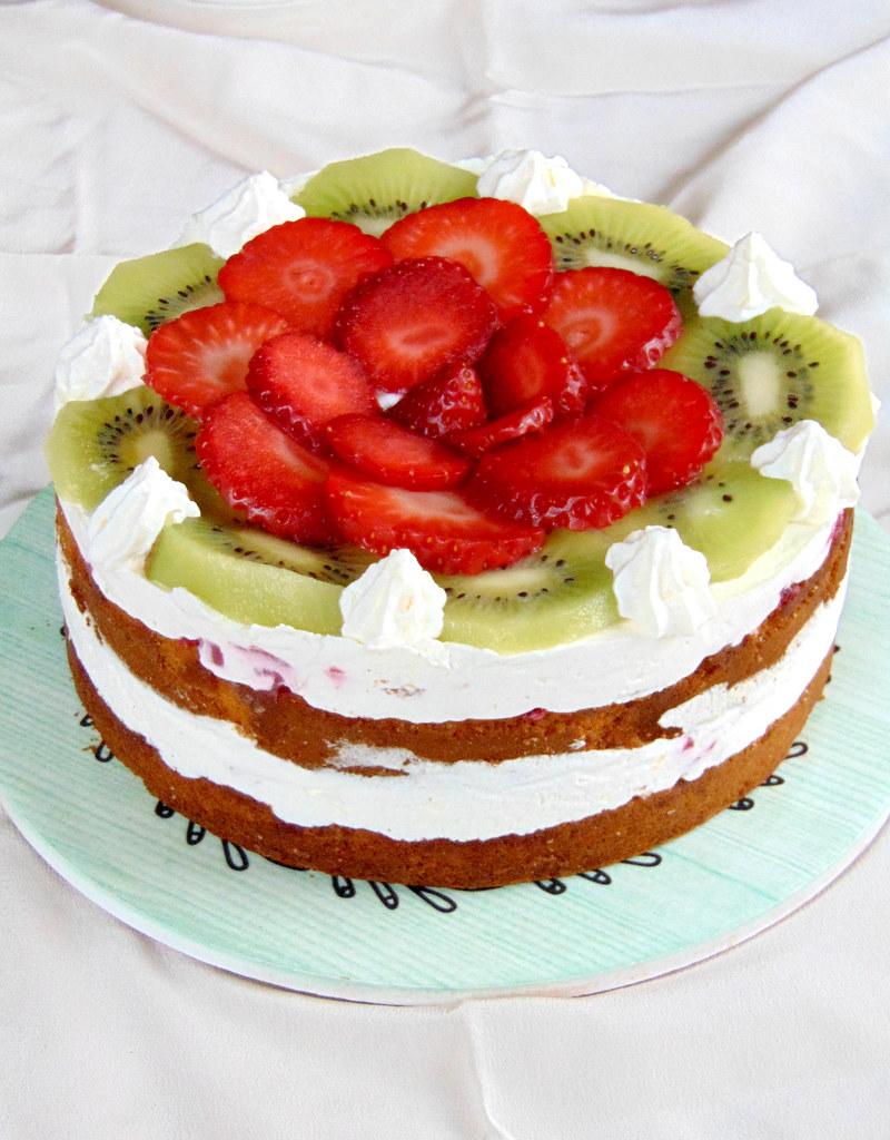 Torta Frutta E Ricotta 9 Milena Z Flickr