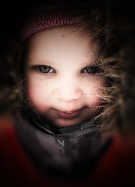 #Little #girl with smile