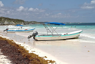 A dream beach by the Caribbean Sea | by Chemose