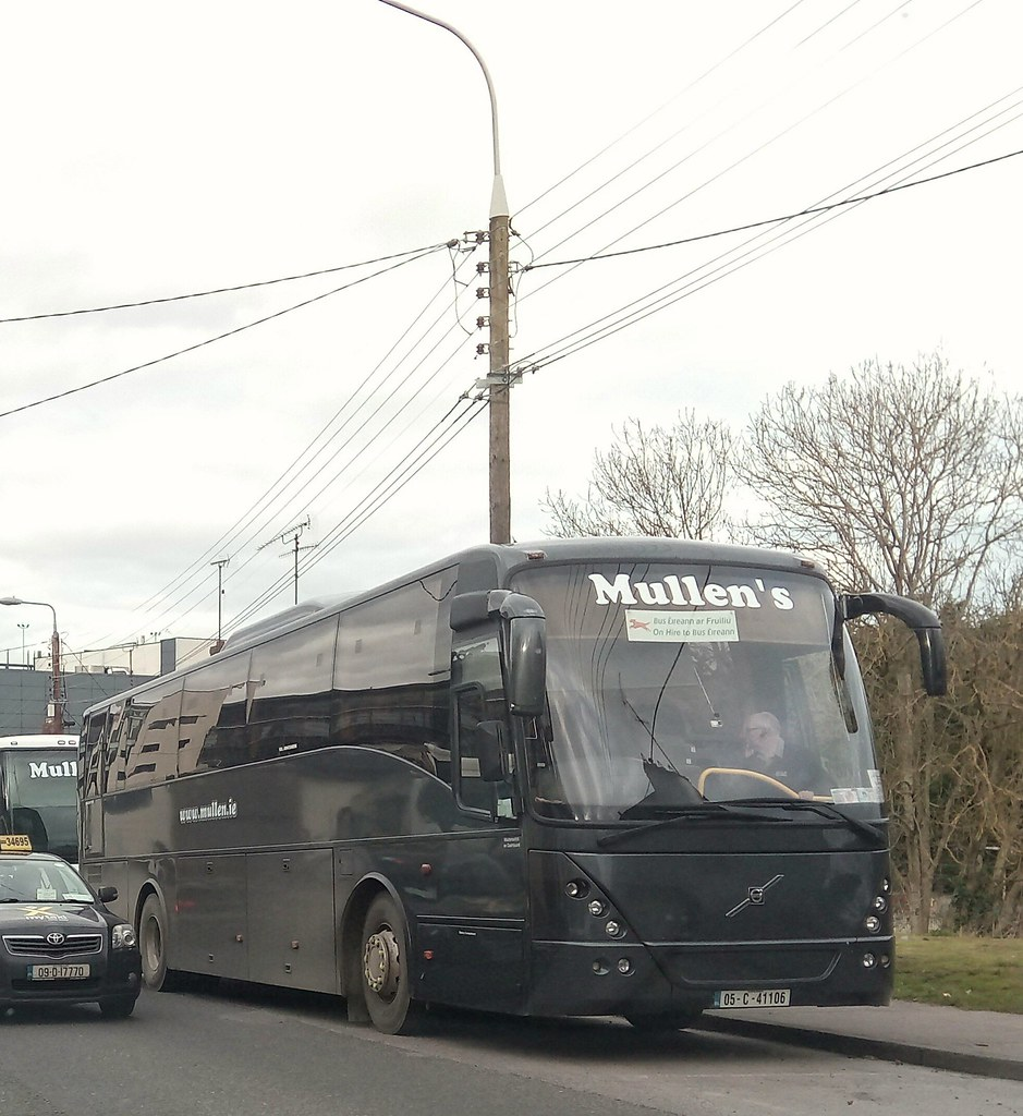 05 >> 05 C 41106 Mullens Coaches Of Drogheda Vc105 Flickr