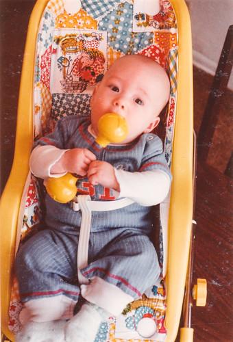 January 3, 1982, Joey