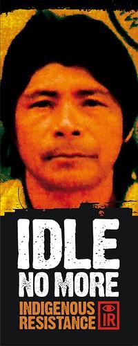 Galdino: Idle No More   by Dubdem Difusora Cultural