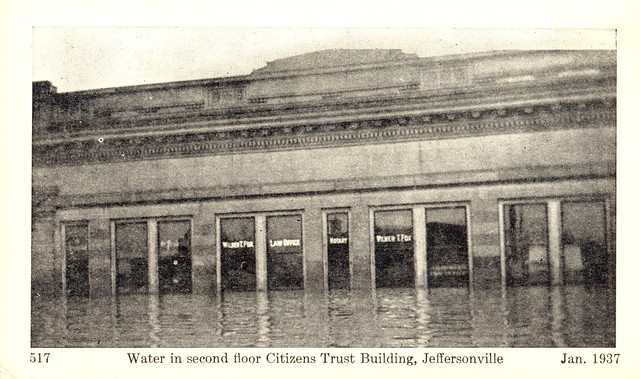 Flood of 1937 - Jeffersonville, Indiana