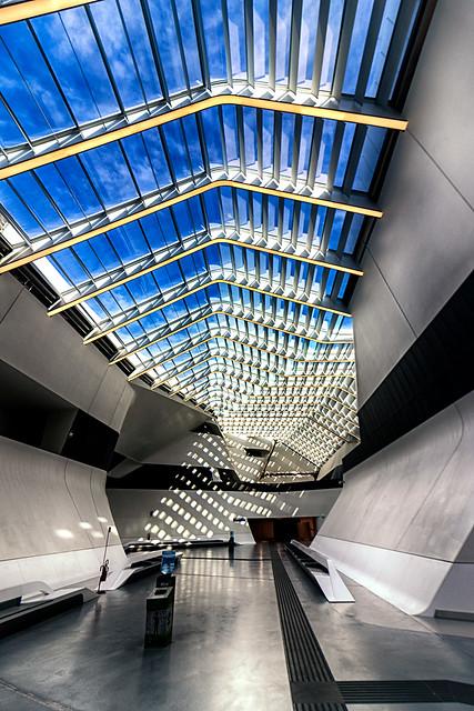 Stazione di Napoli Afragola Wartesaal
