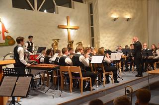 Göta Brass Band i Gnosjö