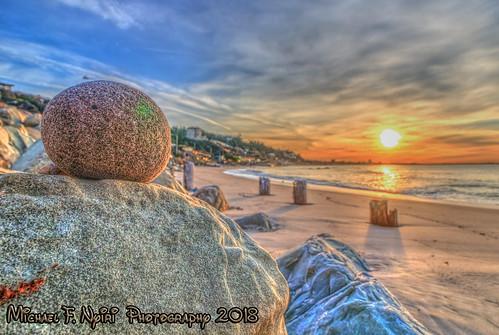 malibuca ocean sunrise sea california southerncalifornia