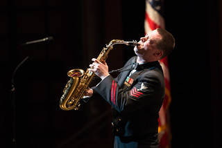 Navy Band visits St. Louis | by United States Navy Band