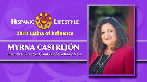 Hispanic Lifestyle 2018 Latina of Influence | by Hispanic Lifestyle