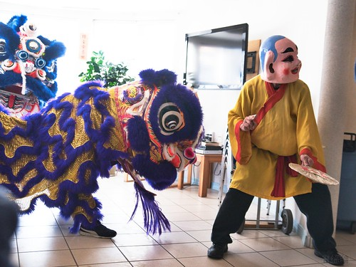 Name: jing-wo-lion-dance-009-20180317 | by goldenjadephoto
