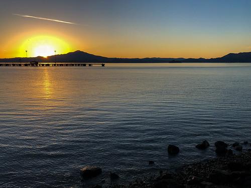 sunset pointmolatebeachpark richmond california unitedstates us