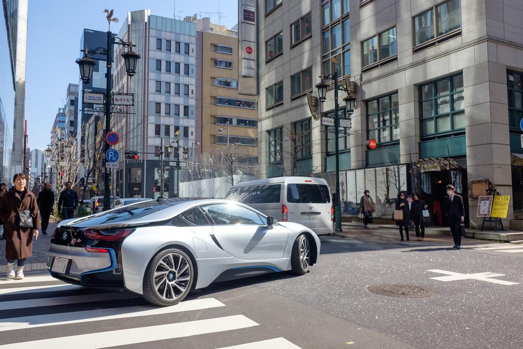 BMW i8 2018/03/06 X000274