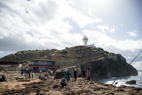 Mirador Islas Chafarinas, en Cabo de Agua